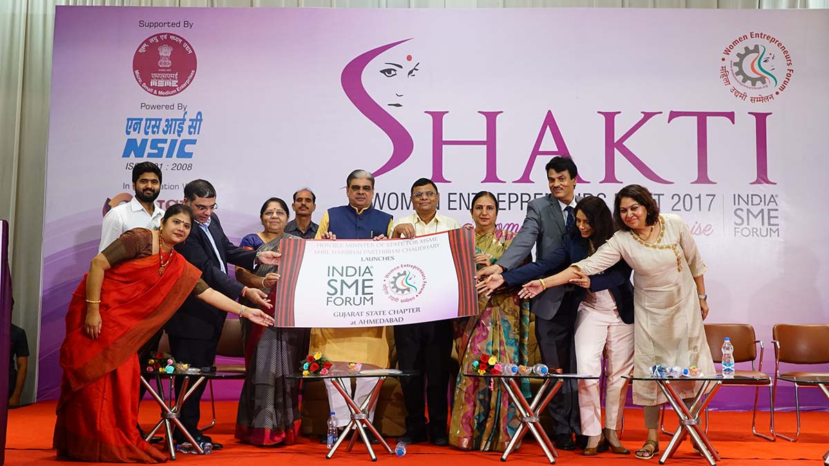 Launch of the Gujarat state Chapter at Ahmedabad