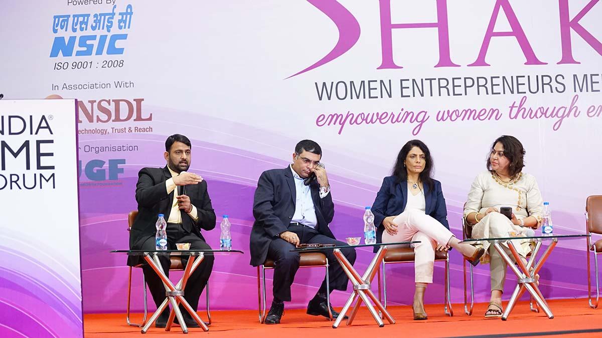 Simplifying GST for Women Entrepreneurs-Shri Mustafa Shiyaji, E Governance, NSDL