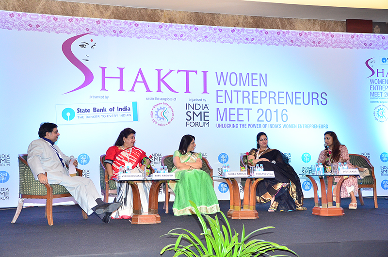 Ms. Jyoti Garg, Director, Garlico Industries sharing her business journey
