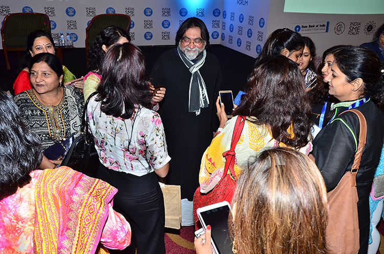 Networking with Mr. Prahlad Kakar