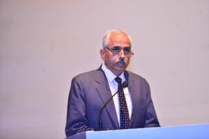 Shri K.K. Sharma, GM National SC-ST Hub Addressing the Delegates