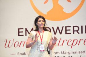 Smt. Dr. Smita Naram, Ayushakti Ayurveda Pvt. Ltd. sharing her success story