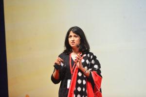 Smt. Anita Deshpande, Temple Pilots sharing her success story
