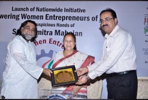 Guest Addressing The Women Entrepreneurs